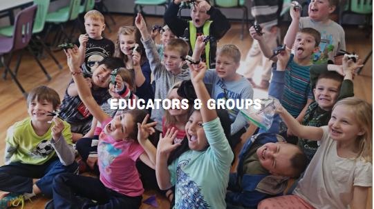 Educators & Groups